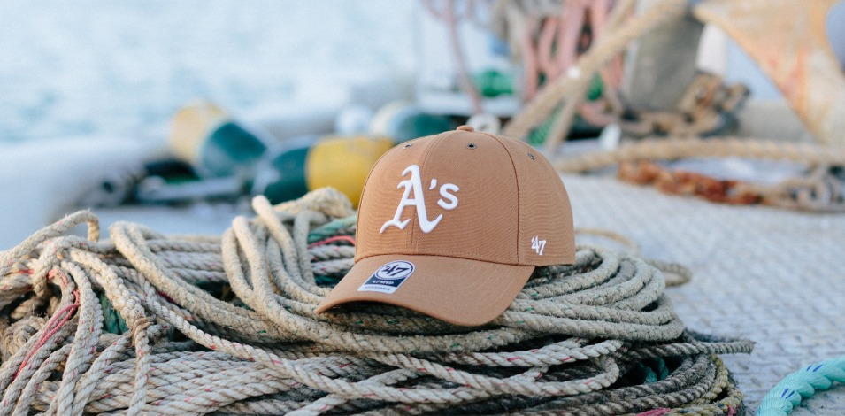 47xCarhartt_Oakland Athletics