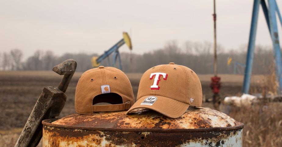 47xCarhartt_Texas Rangers