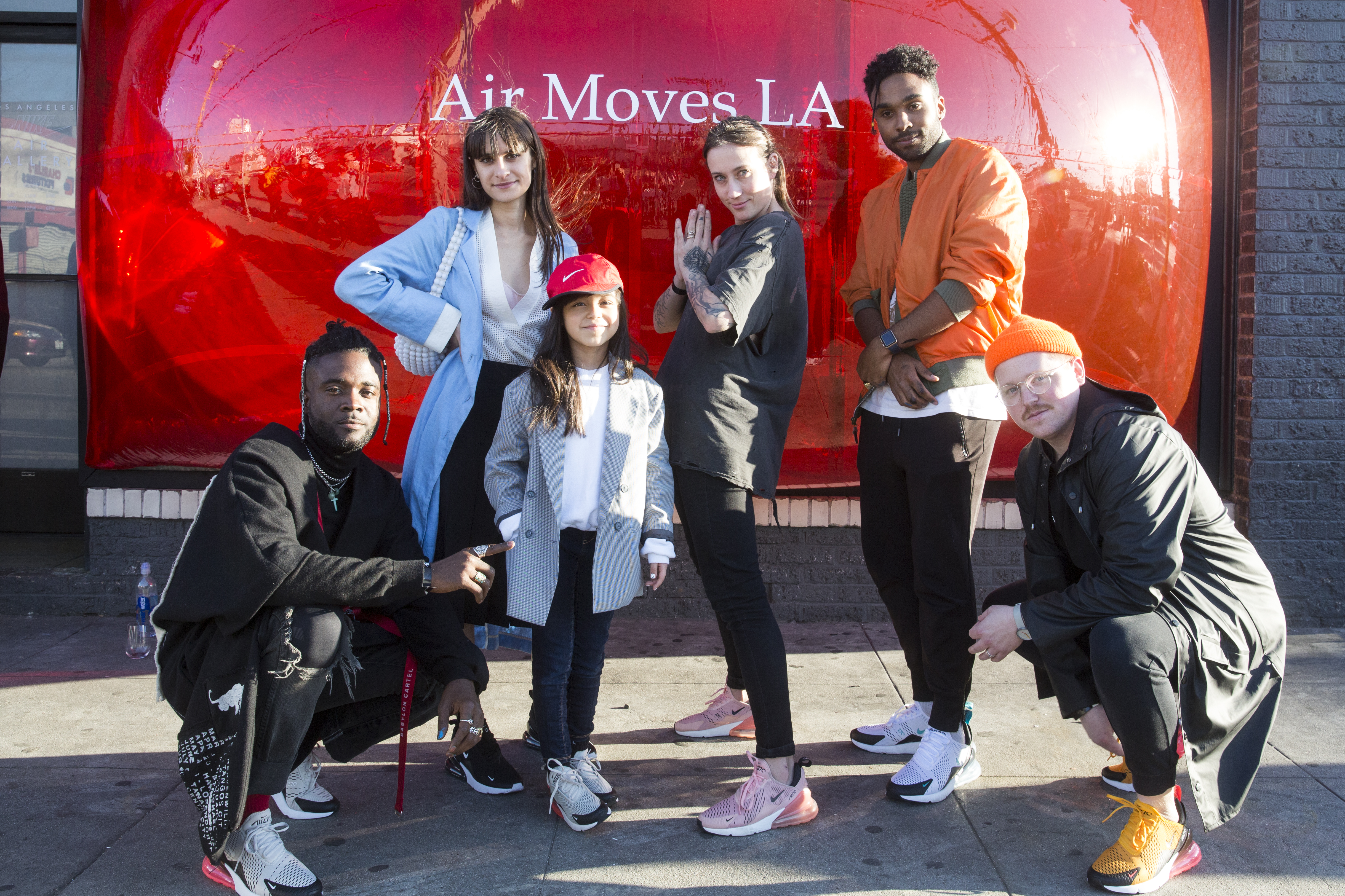 newest ced91 71752 reduced nike celebrates air max day sneakernews fd203 b54da uk the nike air  gallery is currently curating air moves la featuring work from these  talented