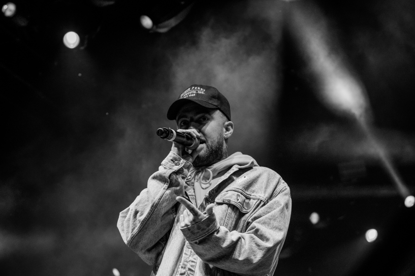 Mac Miller [Photo Credit: Matt Vinas]