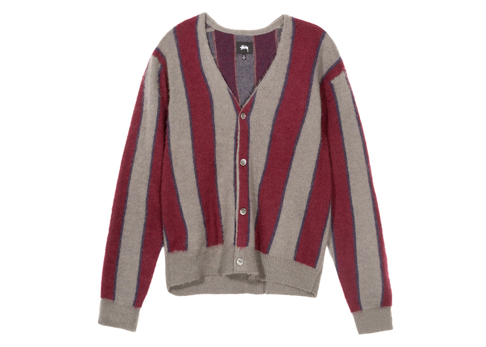 stussy-vertical-stripe-cardigan